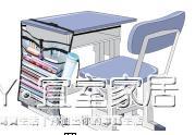 促銷課桌掛袋天瑜掛書袋課桌收納袋掛袋多功能書立掛架學生書本掛袋書掛 宜室