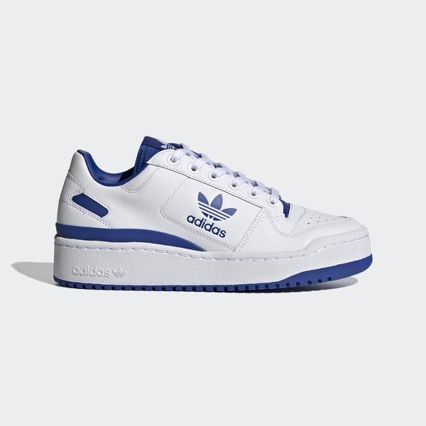 Adidas Forum Bold W [FY4530] 女鞋 運動 休閒 經典 籃球風 穿搭 愛迪達 白 藍