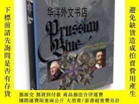 二手書博民逛書店【罕見】Prussian Blue - A History Of The Order Pour Le Merite