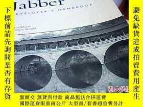 二手書博民逛書店Jabber:罕見DEVELOPER S HANDBOOK145