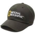 National Geographic CAP 休閒帽 軍綠 N195UHA050055【GO WILD】