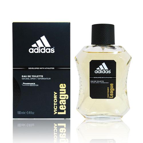 Adidas 愛迪達 VICTORY LEAGUE卓越自信 運動男性淡香水 100ml