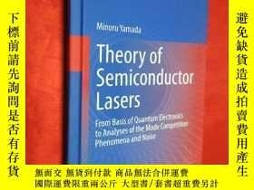 二手書博民逛書店Theory罕見of Semiconductor Lasers