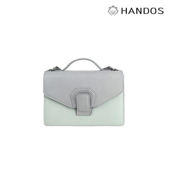 HANDOS|Harmonica 迷你風琴肩背包 - 銀葉綠↘5折價