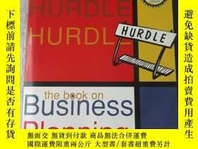 二手書博民逛書店Hurdle:罕見The Book on Business Pl