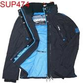 SUPERDRY 極度乾燥 SUPERDRY 男 風衣外套 SUP474