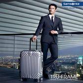 [佑昇]8折特價 Samsonite 新秀麗 時尚鋁框 雙重鎖 飛機輪 Tru-Frame I00 28吋 4輪 行李箱