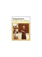 二手書博民逛書店 《Getting Started in Public Speaking》 R2Y ISBN:0844255971│Payne&Carlin