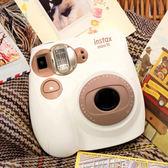 拍立得 拍立得mini7s熊貓 一次成像相機套餐含相紙升級版7c 免運 艾維朵
