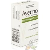 【預購】Aveeno 艾惟諾 天然燕麥保濕香皂 ( 無香 / 低敏) 100g【百奧田旗艦館】