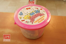 Hello Kitty 凱蒂貓 超大容量圓桶彩泥 附工具組 957700