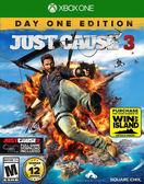 X1 Just Cause 3 正當防衛 3(美版代購)