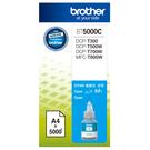 【享印科技】Brother BT5000C 原廠藍色墨水 適用 DCP-T300/DCP-T500W/DCP-T700W/MFC-T800W
