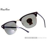RayBan 太陽眼鏡 RB3016 W0365 (黑-墨綠) CLUBMASTER經典系列 墨鏡 # 金橘眼鏡