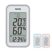 TANITA電子溫濕度計TT559(濕度計/溫度計/測溫器/儀表/鬧鐘/大螢幕)
