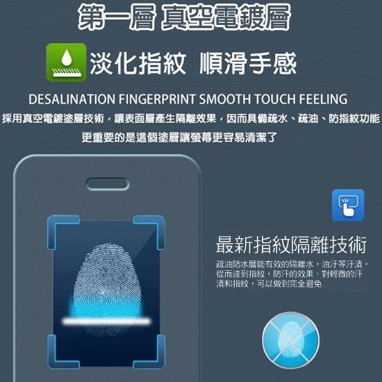 【ACEICE滿膠2.5D】HTC U11 eyes/2Q4R100/6.0吋 亮面黑 疏油疏水 滿版滿膠 全屏 鋼化玻璃9H硬度