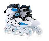 溜冰鞋成人輪滑鞋花式直排輪男女專業平花旱冰鞋初學者閃光