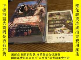 二手書博民逛書店英文原版罕見in the Belly of the Bloodh
