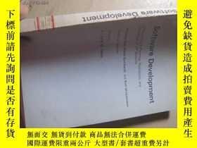 二手書博民逛書店軟件開發SOFTWARE罕見DEVELOPMENT7439196