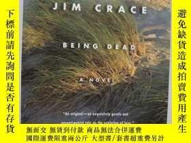 二手書博民逛書店Being罕見Dead Jim Crace (National