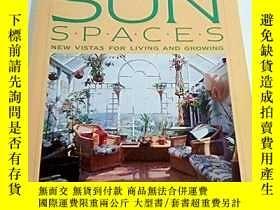二手書博民逛書店Sunspaces:罕見New Vistas for Livin