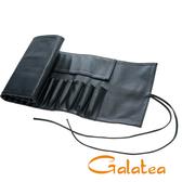 GALATEA葛拉蒂皮套系列- 23孔專業刷具收納皮套