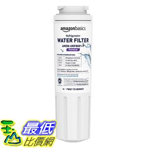 [8美國直購] 濾心 AmazonBasics Replacement Maytag UKF8001 Refrigerator Water Filter Cartridge - Premium Filtration