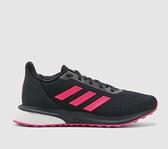 Adidas Astrarun 女款運動慢跑鞋 黑粉-NO.EG5833