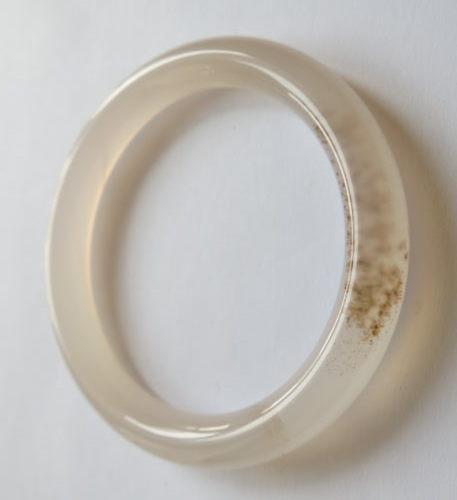 天然瑪瑙手鐲#0452 56.6mm