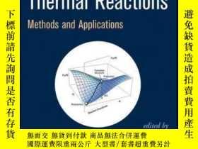 二手書博民逛書店Rate罕見Constant Calculation for Thermal Reactions: Methods