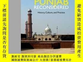 二手書博民逛書店Punjab罕見Reconsidered History, Cu