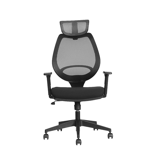 【BNS居家生活館】台灣製BACKBONE-KANGAROO透氣強網最佳人體工學椅/辦公椅/椅子
