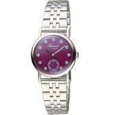 玫瑰錶Rosemont璀璨復刻手錶 BR-01-Pu-mt 紫