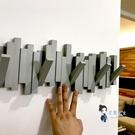 衣帽架 創意裝飾牆壁掛衣架掛衣鉤牆上置物...