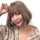 全頂假髮 韓國正夯蓬鬆短髮 香菇短髮 黑色短髮 魔髮樂 3097