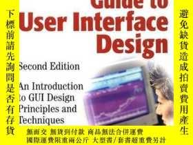 二手書博民逛書店The罕見Essential Guide to User Interface Design: An Introdu