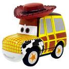 玩具總動員多美小汽車 胡迪玩具小汽車/小汽車模型玩具/金屬模型車/兒童玩具 [喜愛屋]
