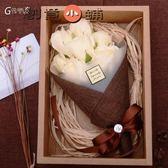 618好康又一發||[交換禮物]創意文藝少女心畢業小禮品鮮花禮盒12B