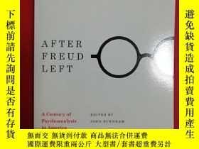 二手書博民逛書店After罕見Freud Left: A Century of