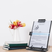 傑麗斯752書夾閱讀架書立架 電腦打字架寫字架 列印架資料架 文稿架文稿夾  ATF  極有家