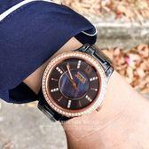 NATURALLY JOJO晶鑽羅馬時標陶瓷時尚腕錶JO96933-88R原廠公司貨