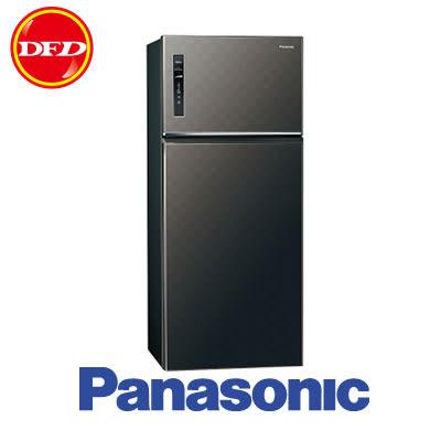 PANASONIC 國際牌 NR-B589TV-K 變頻雙門冰箱 579 公升 星空黑 台灣製造 公司貨 ※運費另計(需加購)