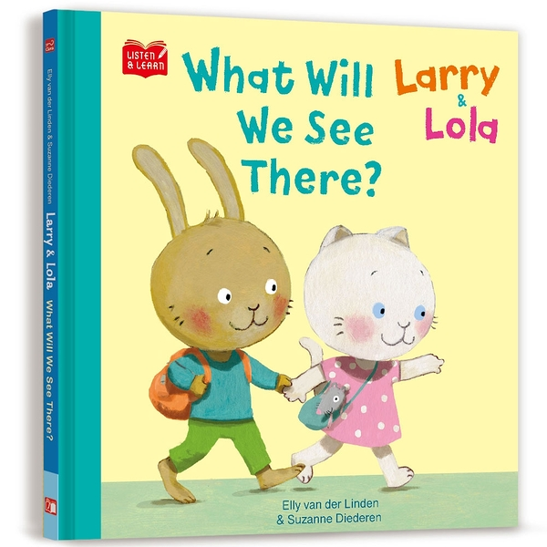 Larry & Lola. What Will We See There?