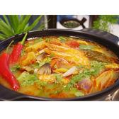 【喜樂魚家庭廚房】泰式酸辣湯x1包 (985g/包)~熟食泰式料理包 調理包
