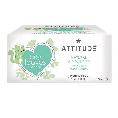 ATTITUDE 藍莓葉系列 天然活性碳空氣芳香器227g-甜蘋果(AL15214)[衛立兒生活館]