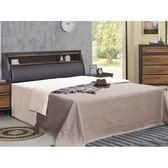 床架 FB-001-34 積層木5尺雙人床 (床頭+床底)(不含床墊) 【大眾家居舘】