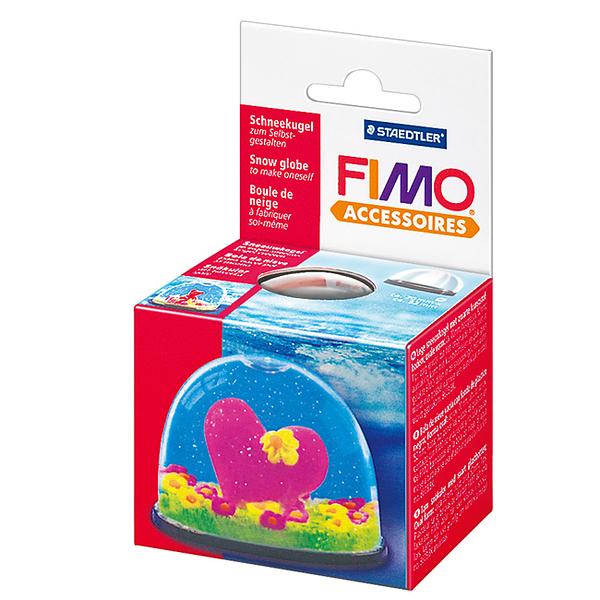 施德樓FIMO軟陶 ACCESSORIES MS8629 40 DIY藝術家輔助用品-卵型水晶球