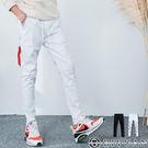 織帶吊飾工作褲【HK4166】OBIYU...