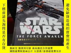 二手書博民逛書店Star罕見Wars: The Force Awakens In