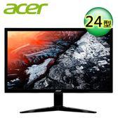 【ACER 宏碁】KG241 24型 極速電競螢幕【送收納購物袋】